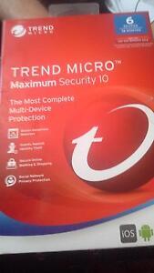 trend micro maximum security 10 Murray Bridge Murray Bridge Area Preview