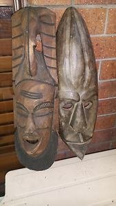 Timber masks Burleigh Heads Gold Coast South Preview