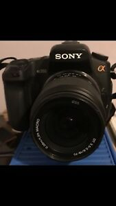 SONY A350 DSLR EXCELLENT CONDITION