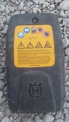 Husqvarna K760 Concrete Cut-off Saw Air Filter Cover Assembly Oem 583 96 52-01 E