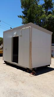 Portable bathroom, laundry and spa