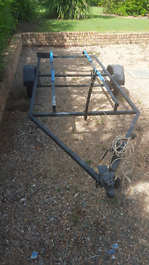 Boat trailer Woodford Moreton Area Preview