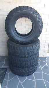 KUMHO 285/75R16 Mt 4x4 4wd Mud tyres Coomera Gold Coast North Preview