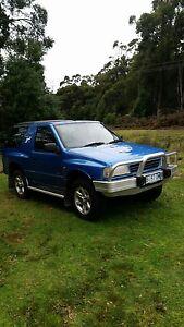 1997 Holden Frontera Wagon Penguin Central Coast Preview
