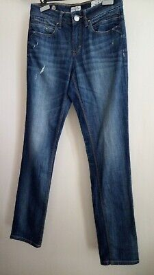Tom Tailor W 27 - 34-36  - XS-S Alexa Slim Fit distressed Bluejeans Bootcut Fit Bootcut Blue Jeans