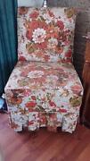 Vintage retro bedroom parlor chair Dingley Village Kingston Area Preview