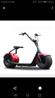 2017 HARLEY SCOOTER,  COCO , PHAT BOY , ELECTRIC SCOOTER, BIG BOY