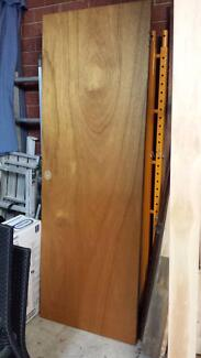 5 x internal door timber stained Melbourne CBD Melbourne City Preview