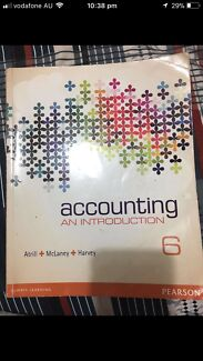 Accounting an introduction
