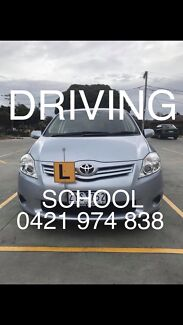 DRIVING SCHOOL DRIVING INSTRUCTOR
