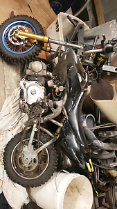 125cc engine inside a 50cc frame!! Drysdale Outer Geelong Preview