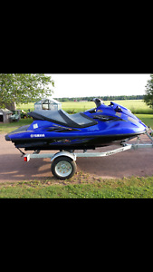 *LOW HOHRS* 2013 YAMAHA VXR 1800 HIGH OUTPUT
