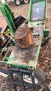 Wood splitter for hire Cunderdin Cunderdin Area Preview