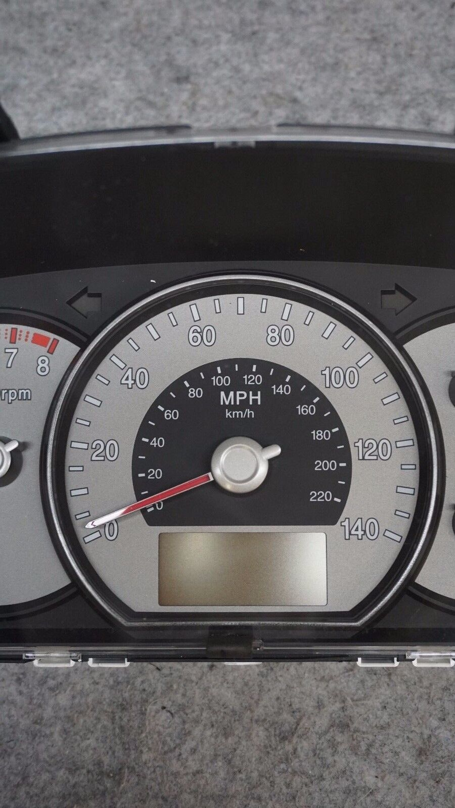 Used Kia Gauges For Sale Page 44 Sedona 2007 2008 Rondo Speedometer Instrument Gauge Cluster Unknown Miles 940011d420