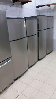 Refurbished with warranty fridges & washers