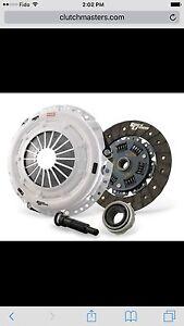 B18 Acura integra clutch masters pressure plate and clutch $150