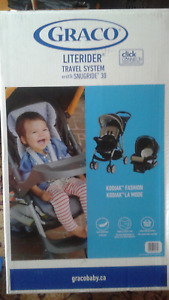Cosco Travel System Stroller & Carseat