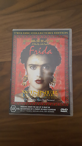Frida dvd 2 disc edition Blakeview Playford Area Preview