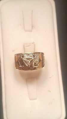 32nd double eagle ring New