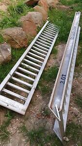 "Ramps   Digga 3.0 Tonne ""Ezi-Loada"" Aluminum Loading Ramps Hillbank Playford Area Preview"