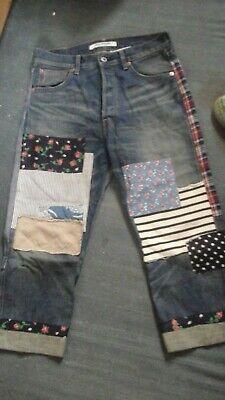Junya watanabe patchwork jeans Size S Commes des garcon