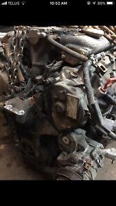 Honda Accord v-6 engine