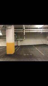 Indoor Garage Parking PLUS storage on 1450 Renée Levesque street