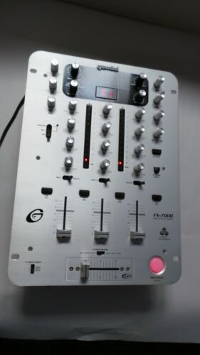 Gemini FX7000 10 Inch Pro DJ Mixer with Effects