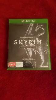 Xbox One Skyrim and Bioshock Collection