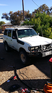 80 series landcruiser + camper 9200 Mallala Mallala Area Preview