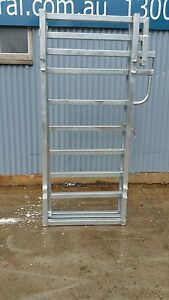 August sale Sliding Gates - Heavy Duty - race gate Torrington Toowoomba City Preview