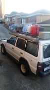 Mitsubishi pajero 12months rego and roadworthy certificate Caulfield Glen Eira Area Preview