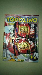 TOPOLINO-3151-NUOVO-NEL-CELLOPHANE-GADGETS-STAR-WARS-ABATONS