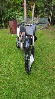For sale cr 250 2 stroke