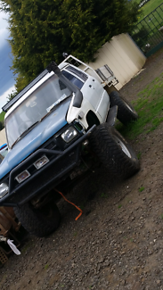 Hilux turbo diesel rough