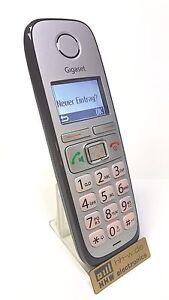 Gigaset E310 Mobilteil E310A passend auch für E500 E500A Neu !!!
