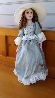 Porcelain dolls (7). Bulk purchase or individual
