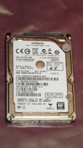 Apple Macbook Pro Mac Mini SATA 500GB Hard Drive With OS X 10.7 Lion