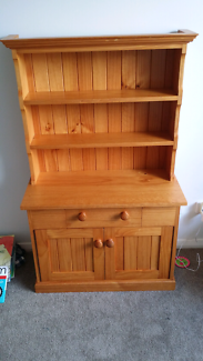 Cabinet Children's Play Kitchen