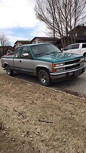1994 chevy Silverado 1500