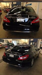 2012 Mercedes Benz CLS 550 4matic coupe