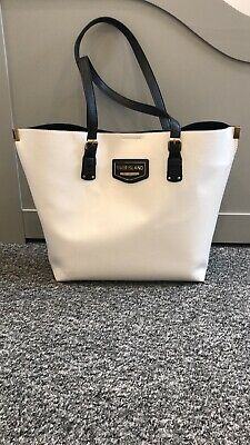 Black And White River Island Bag
