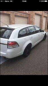 MY 11 Holden Commodore Omega Sportswagon Menai Sutherland Area Preview