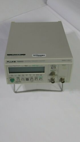 FLUKE PM-6669 Universal Frequency Counter 160 MHz 1.3G Hz
