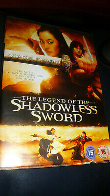 the legend of the shadowless sword,dvd,cert 15,english