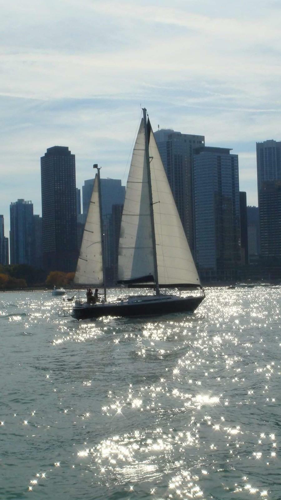 Jeanneau Gin Fizz sailing boat 37ft