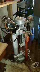 Vintage outboard motor Ballarat Central Ballarat City Preview