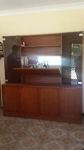 Wooden Buffet and Hutch Fairfield Fairfield Area Preview