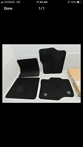 Ford F-150 OEM mats in excellent condition