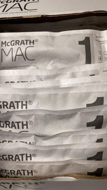 (NEW) McGrath MAC #3 Xblade X 6 Blade         Mac 1  X 6